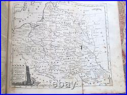 1783 GEOGRAPHICAL HISTORICAL GRAMMAR-PRESENT STATE OF KINGDOMS / WORLD with18 Maps