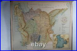 Atlas de Filipinas 1900 Complete With All 30 Color Lithographed Maps