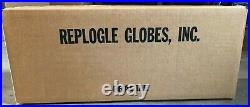 Replogle Worlds Unlimited Globe Set- Earth, Moon, and Mars (brand new, in box)