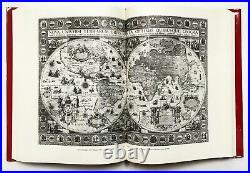 THE MAPPING OF THE WORLD. EARLY PRINTED WORLD MAPS. By Shirley