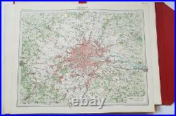 The Times Survey Atlas Of The World 112 Maps Folio Edition + Gazetteer A-z Index